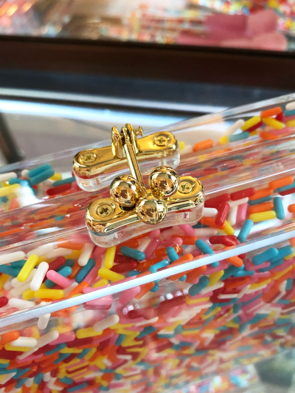 Museum of Ice Cream x Sephora - Sprinkle Clutch 1