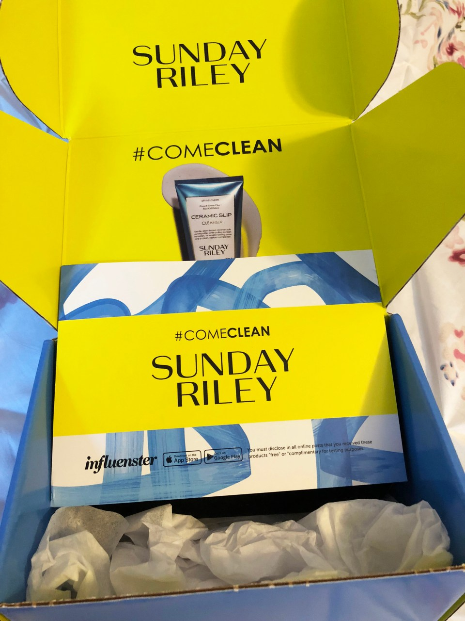 Sunday Riley - Ceramic Slip Cleanser