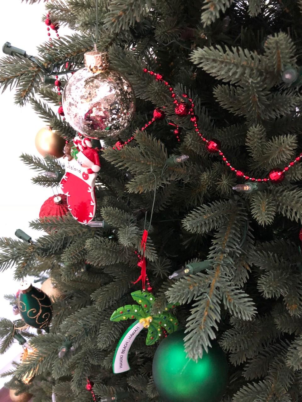 Christmas Tree - Daytime 7