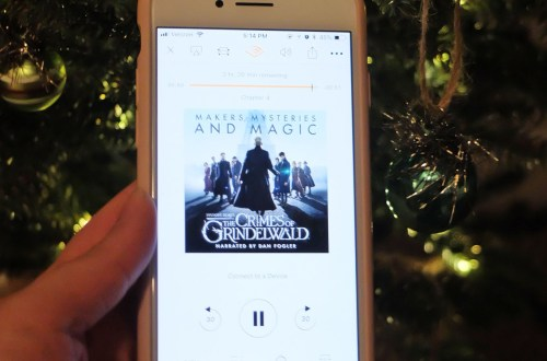 Fantastic Beasts - The Crimes of Grindelwald Audible