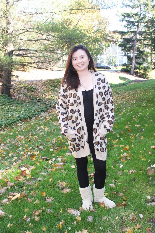 Leopard Cardigan 11