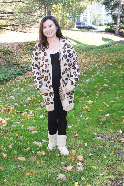 Leopard Cardigan 16