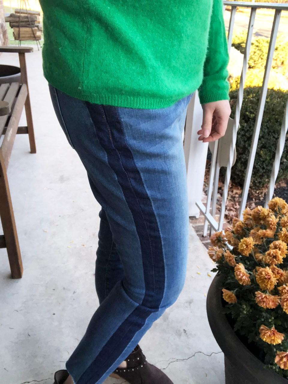 Striped Jeans 7