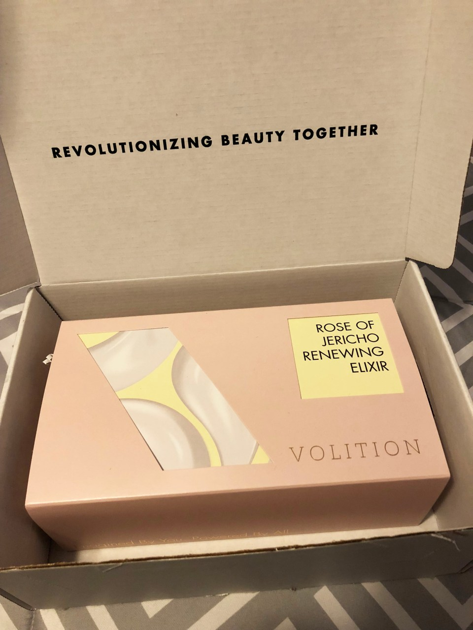 Volition Beauty - Rose of Jericho Renewing Elixer