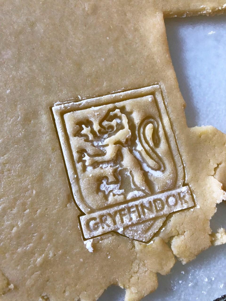 Harry Potter Sugar Cookies 1