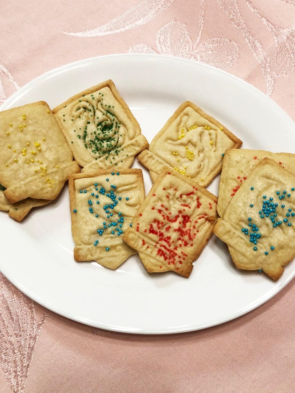 Harry Potter Sugar Cookies 8