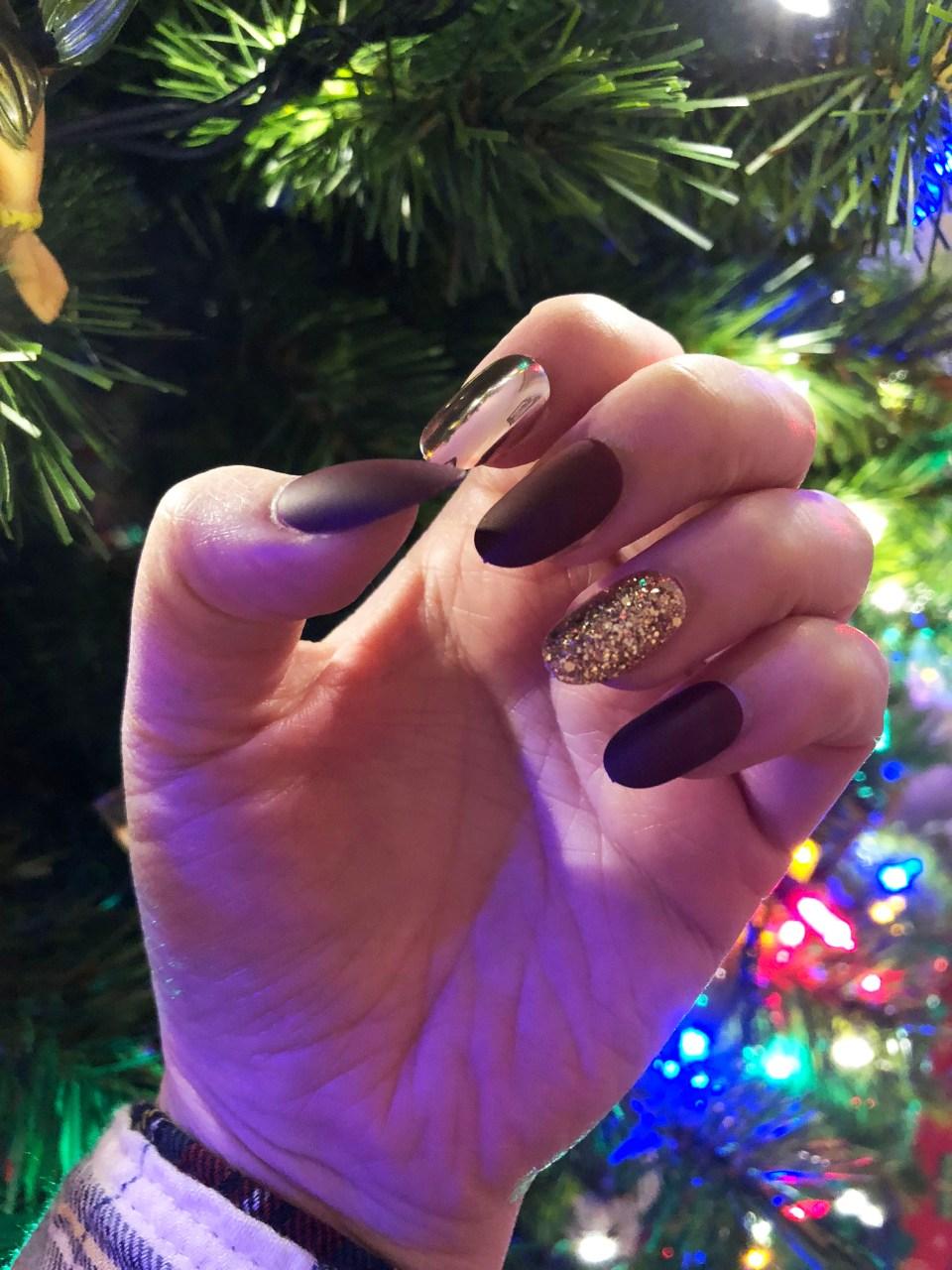 Kiss - Glam Fantasy Nails 4