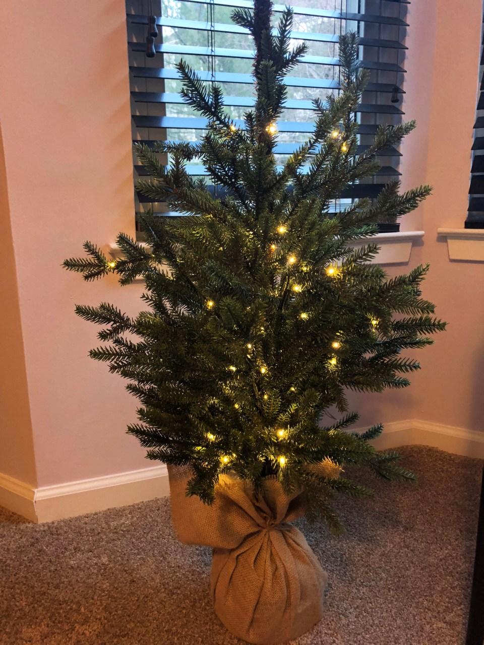 Mini Christmas Tree 1