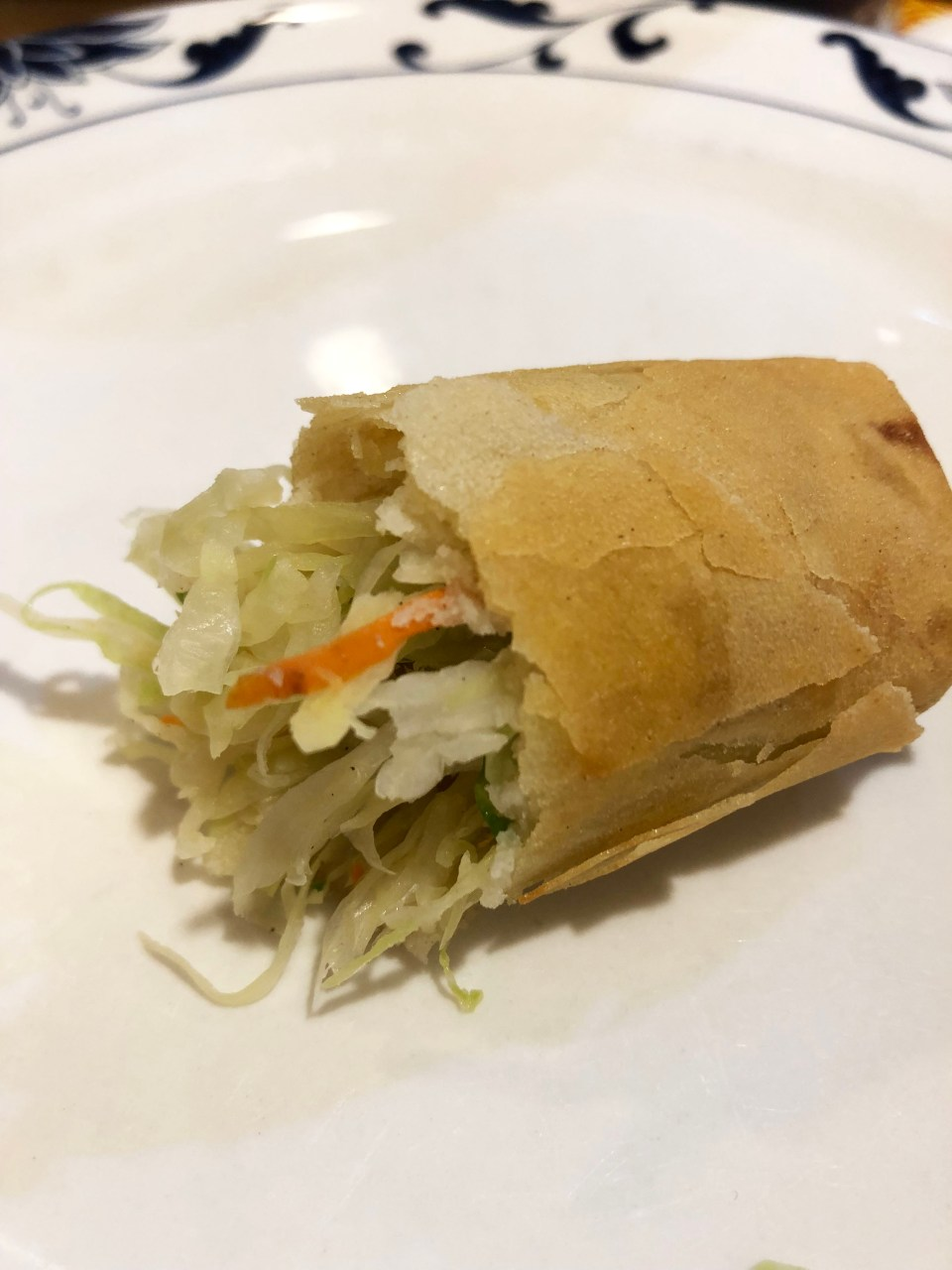 New Big Wong - Spring Roll