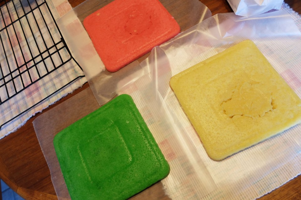Rainbow Cookie - cakes 1
