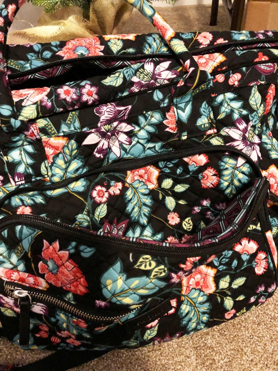 Vera Bradley - Iconic Weekender Travel Bag 1
