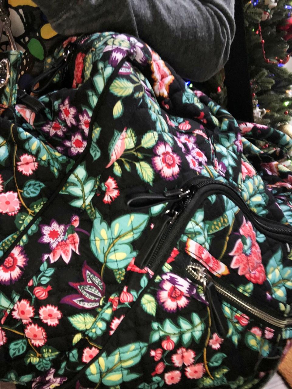 Vera Bradley - Iconic Weekender Travel Bag 5