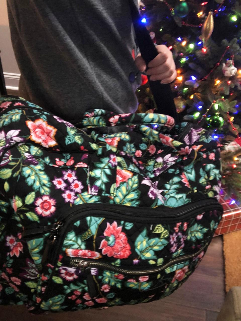 Vera Bradley - Iconic Weekender Travel Bag 8