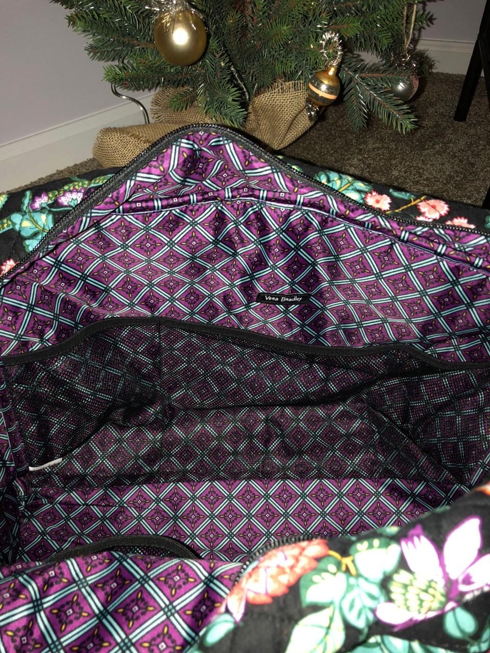 Vera Bradley - Iconic Weekender Travel Bag