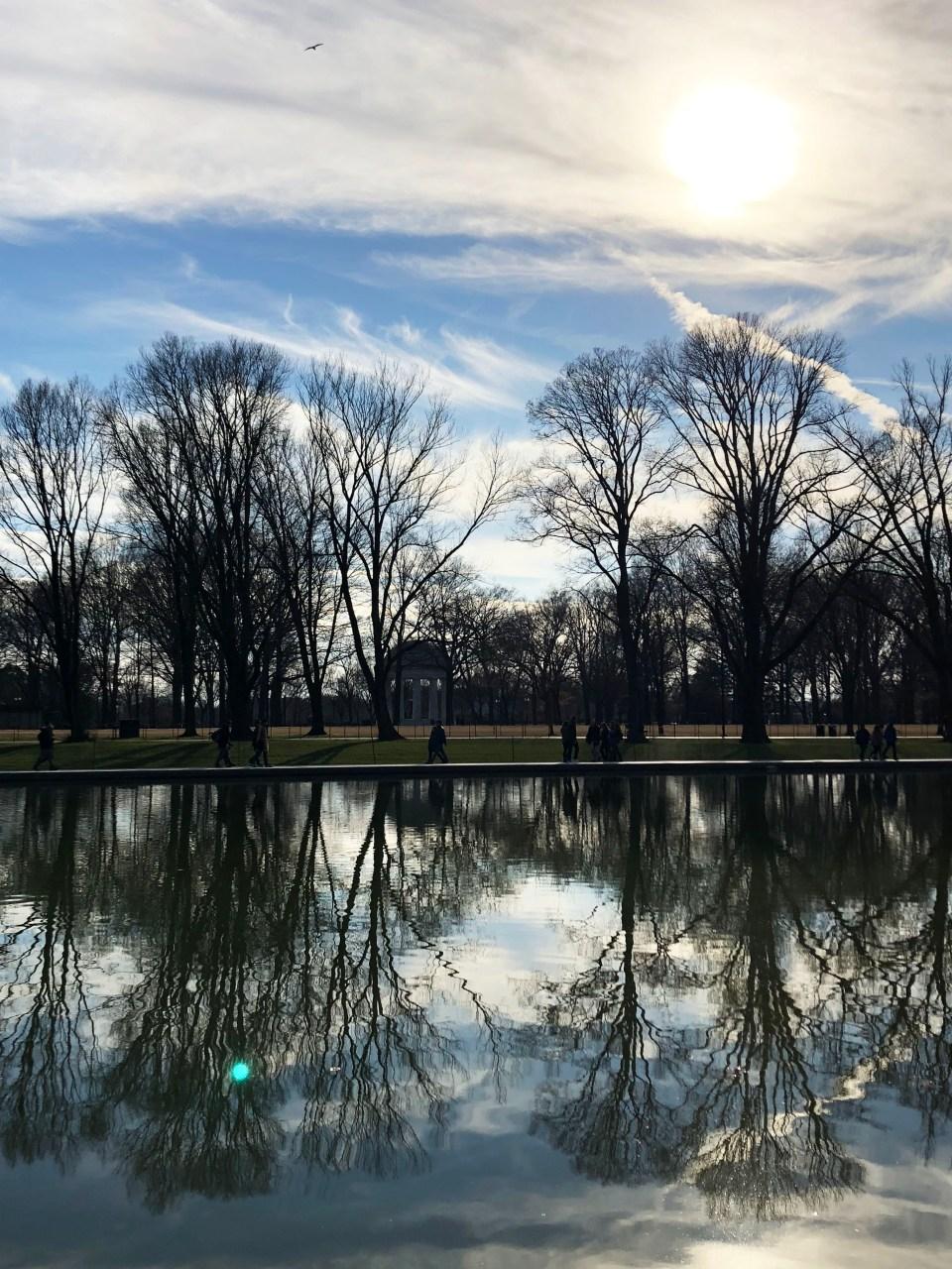 Washington DC - Reflection Pool 1