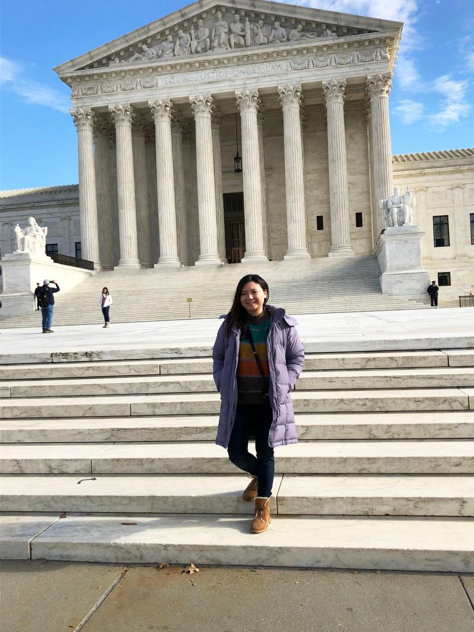 Washington DC - Supreme Court Building 2