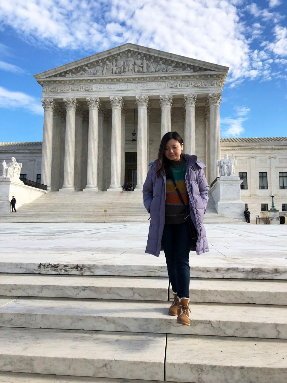 Washington DC - Supreme Court Building 3