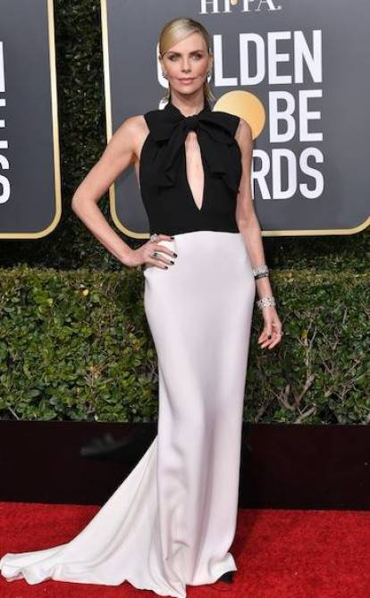 Charlize Theron - Golden Globes 2019
