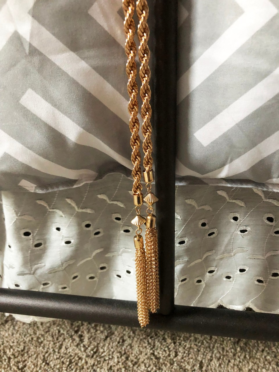 Full Line Collection - Rope Chain Lariat Necklace 1