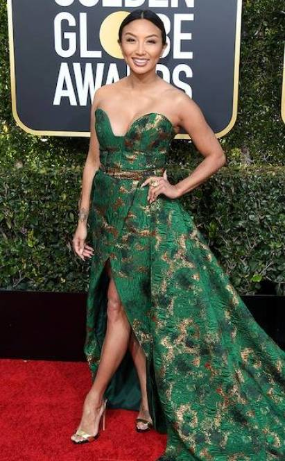 Jeannie Mai - Golden Globes 2019
