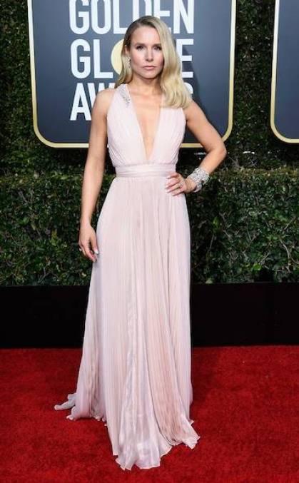 Kristen Bell - Golden Globes 2019