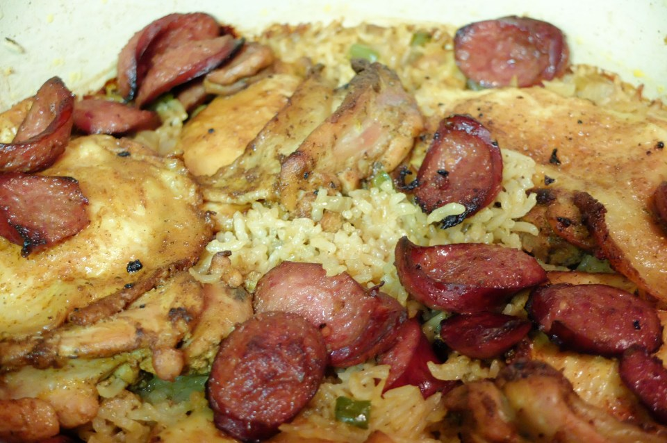 One-Pot Chicken & Dirty Rice 9