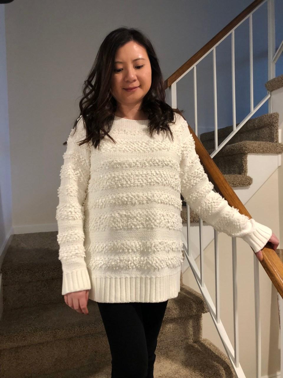 Loopstripe Sweater 9