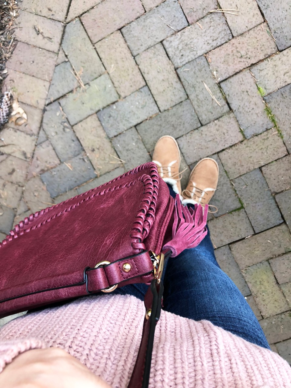 Whip Stitch Saddle Bag 9