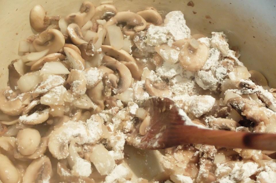 Chicken Marsala Ragout 2