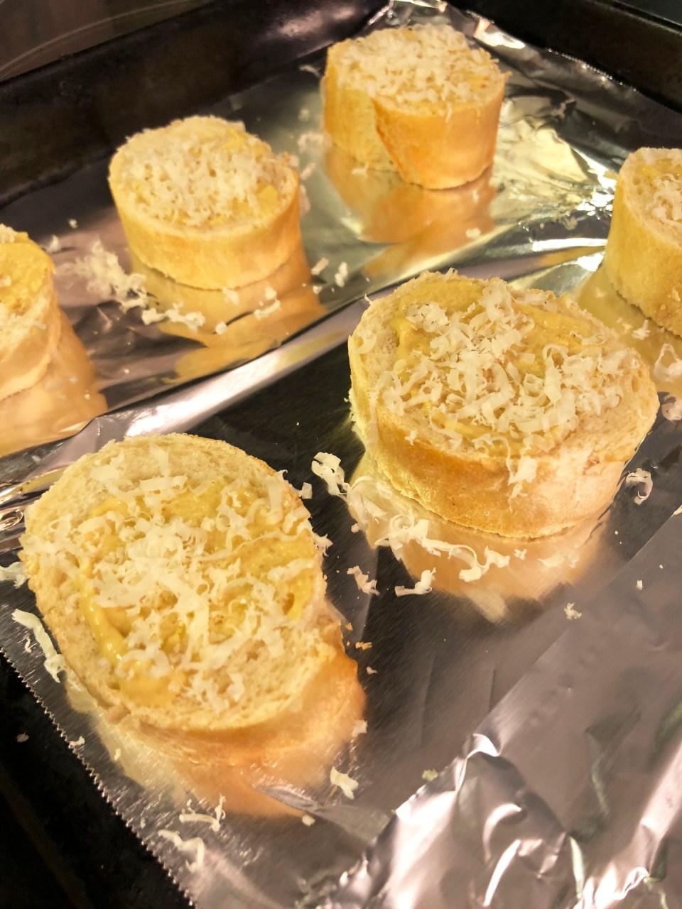 Irish Cheese Toasties 1