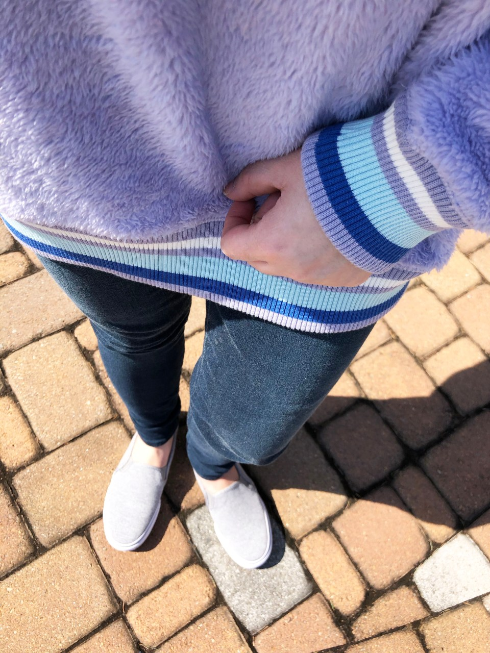 Pastel Orchid Cozy Sweater 15