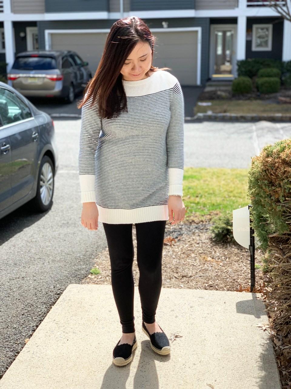 Skinny Stripe Sweater 3