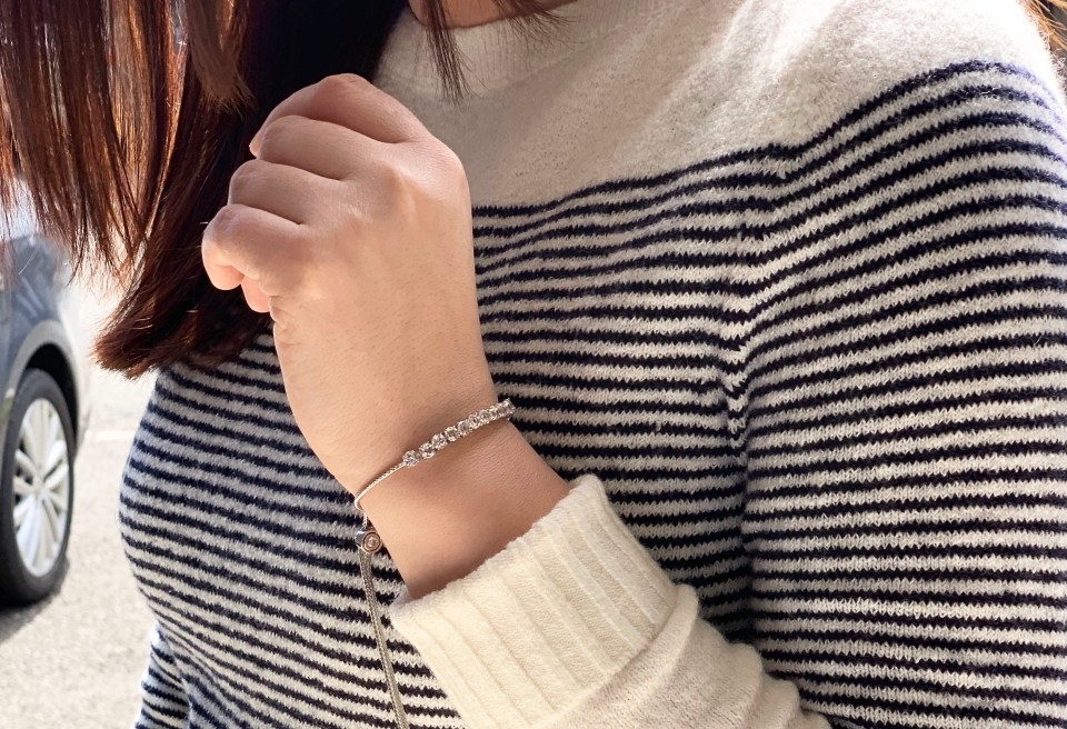 Skinny Stripe Sweater 8