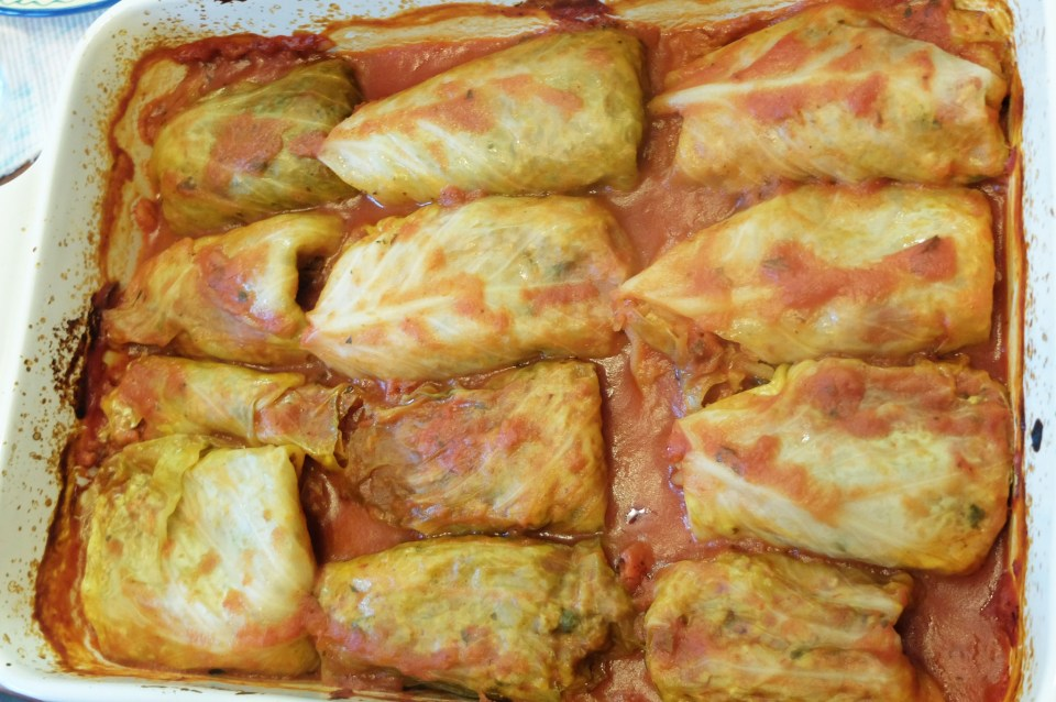 Cabbage Roll 3