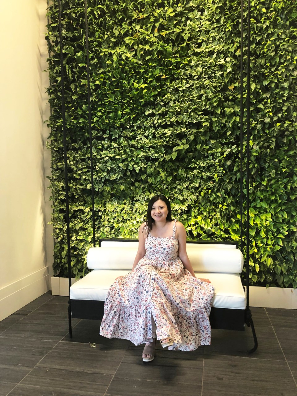 Floral Tiered Maxi Dress 13
