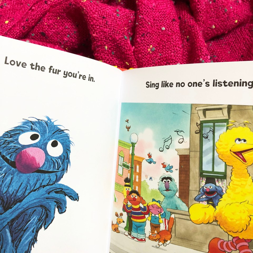 Sesame Street - Love the Fur You're In 1
