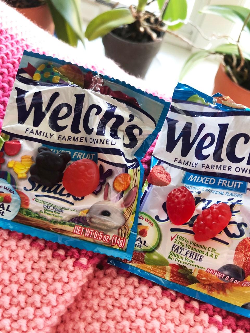 Welch's Fruit Snacks 3