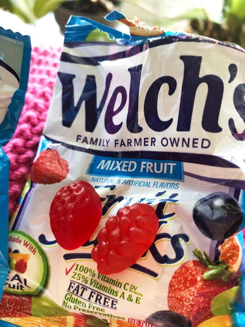 Welch's Fruit Snacks 4