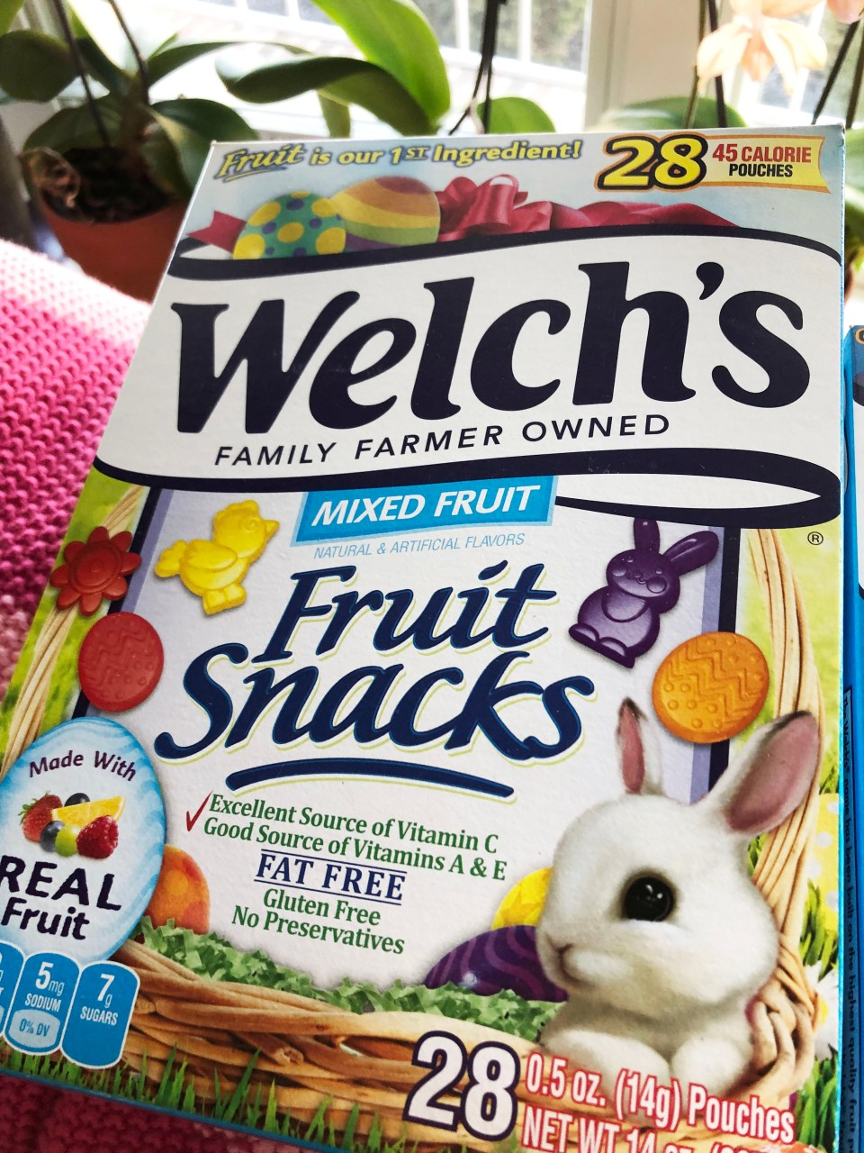 Welch's Fruit Snacks - Easter Box