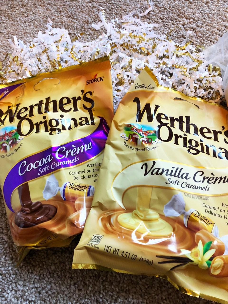 Werther's Cocoa & Vanilla Creme