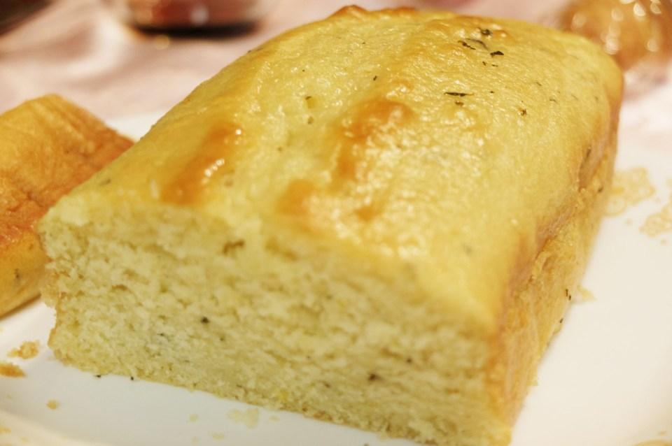 Lemon Thyme Cake 16