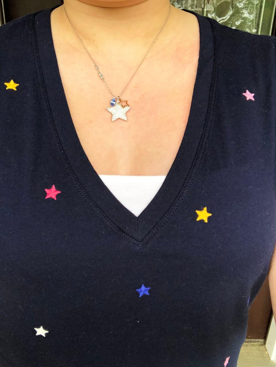 Multicolor Star Tee 7