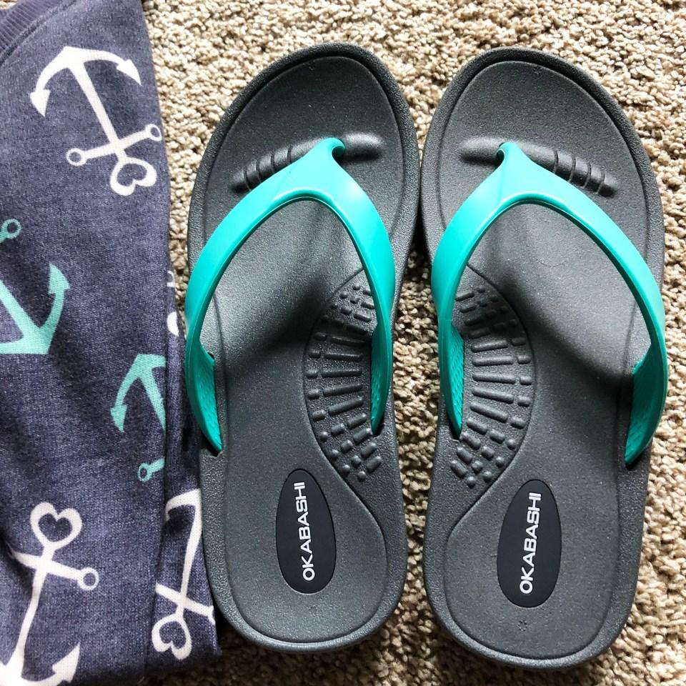 Okabashi Sandals - Marina 2