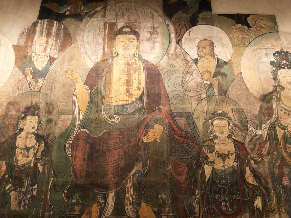 Royal Ontario Museum - China Exhibit 1