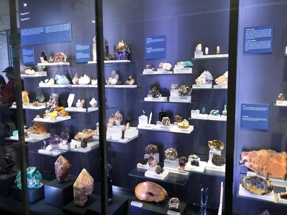 Royal Ontario Museum - Minerals & Gems