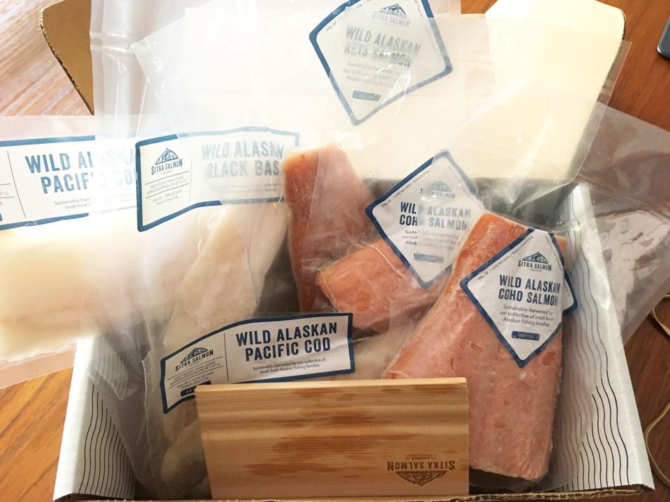 Sitka Salmon Shares 1