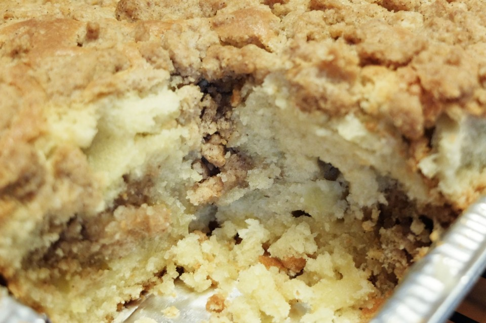 Apple Crumb Cake 16