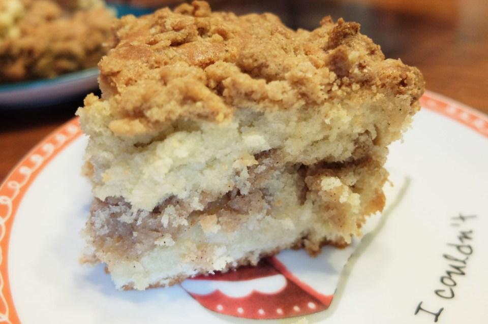 Apple Crumb Cake 17