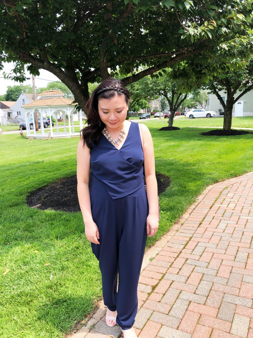 Asymmetrical Jumpsuit 13