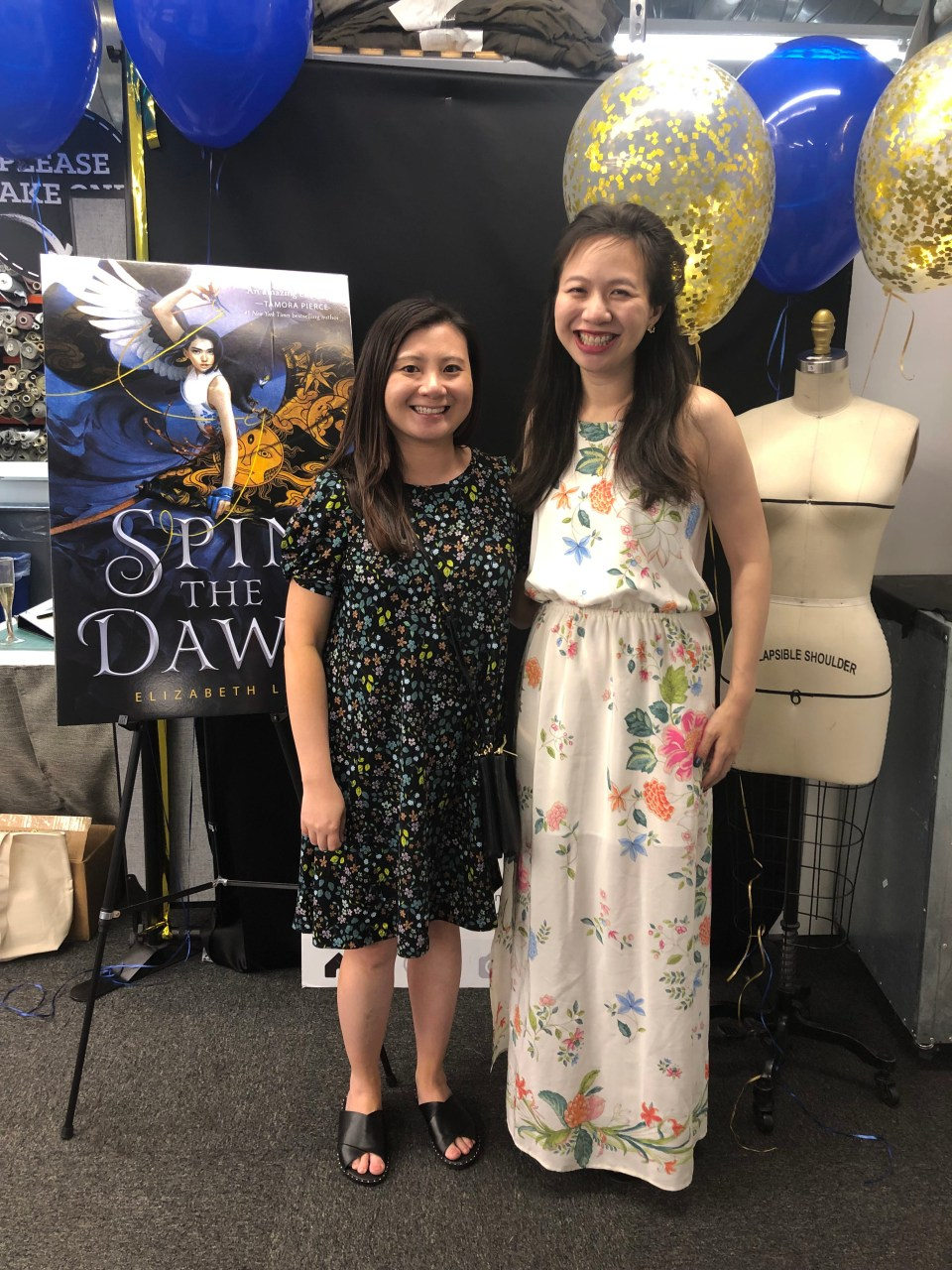 Spin the Dawn - Sip & Sew 11